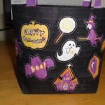 作り方簡単!ハロウィン用のバッグを手作りしたよ!