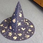 子供から大人まで!ハロウィンの魔女の帽子を手作りで作ってみたよ