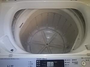 アリエール 洗たく槽クリーナー 洗浄 2