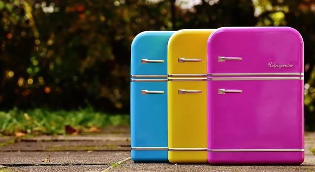 冷蔵庫の上に収納したい!気をつけることとオススメのアイテム3つ
