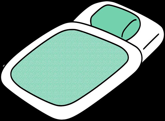 寝室の湿度の最適は?高すぎる場合と低すぎる場合の対処法はこれ!